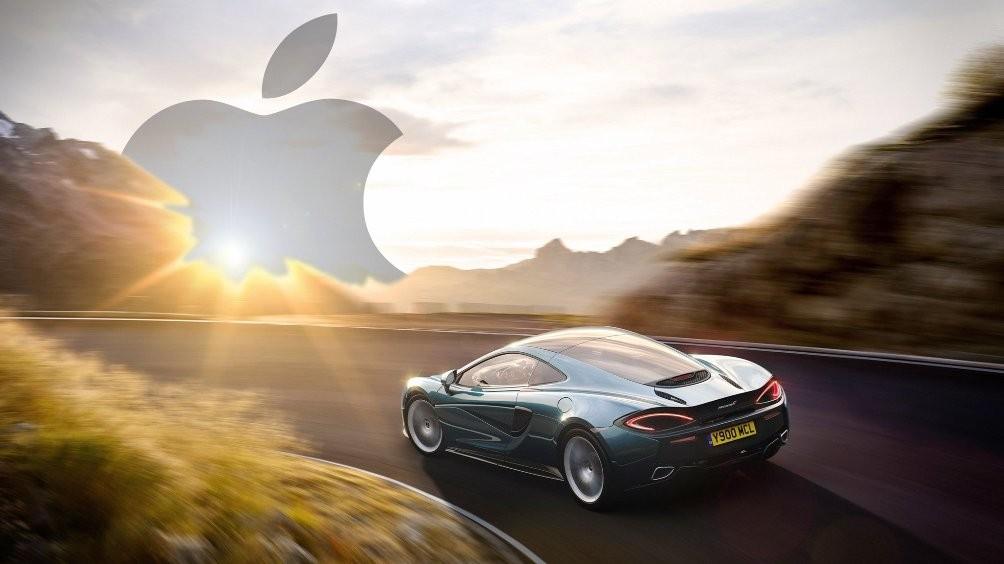 Компания Apple может купить Мак Ларен