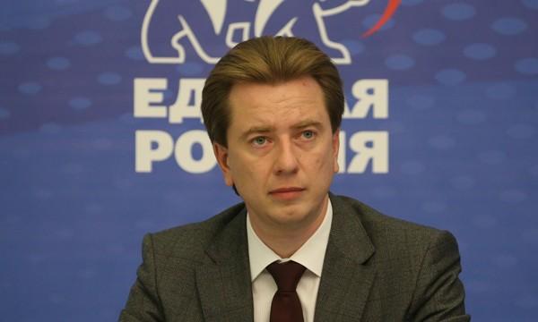 Бурматов утверждён главой ЦИК «Единой России»