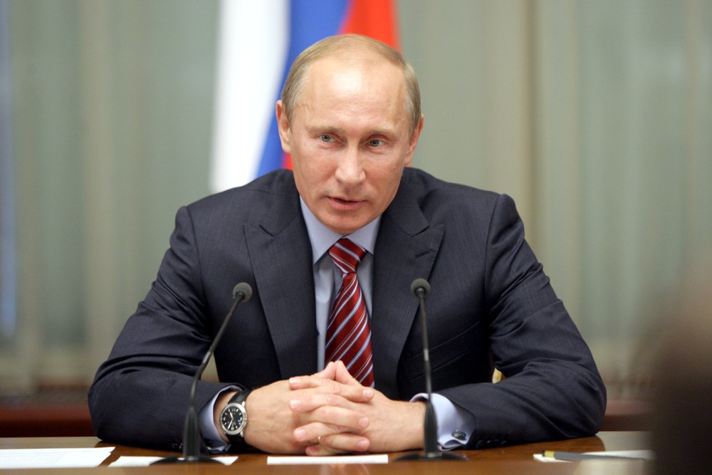 Алексей Дюмин пригласил В.Путина вТулу