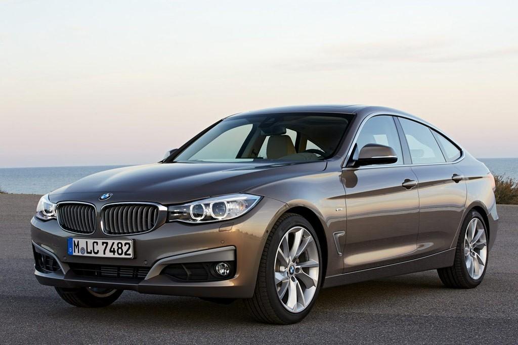 Компания BMW презентует в Парижском автосалоне BMW 3 Series Gran Turismo