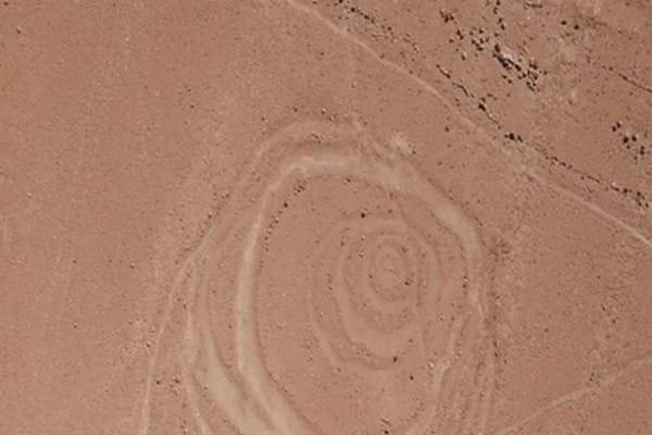 Вруинах старинного города индейцев вПеру обнаружили таинственные круги