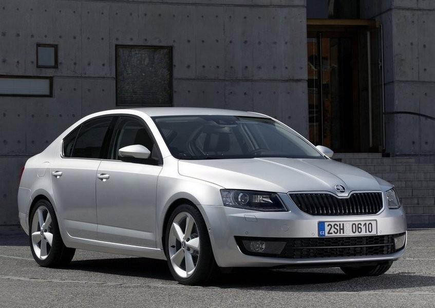 Шкода Octavia угодила впятерку самых реализуемых авто вевропейских странах