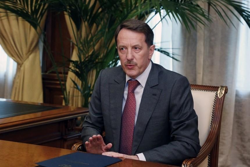 Гордеев официально отказался отмандата депутата Государственной думы РФ