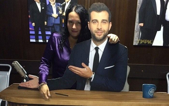 Иоланта Воронова приняла участие всъёмках «Вечернего Урганта»
