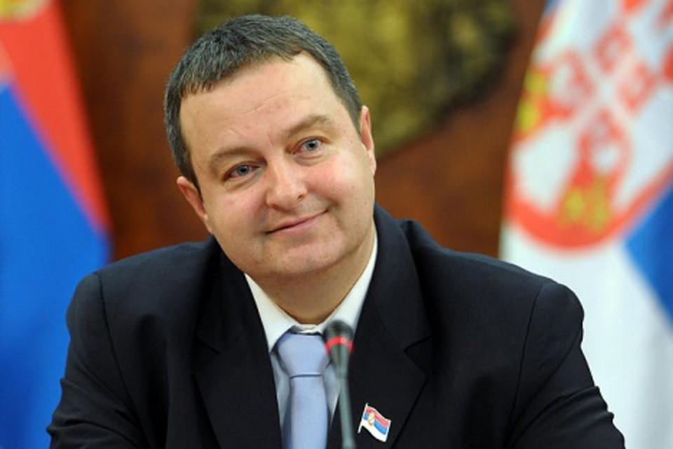 Дачич: антироссийские санкции противоречат интересам Сербии, иона ихнеподдержит