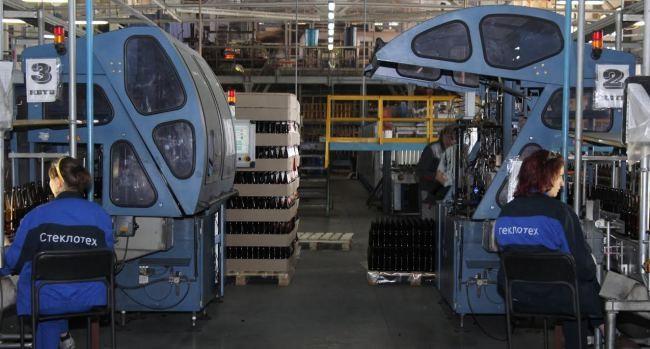 Тюменский завод выпустил млрд бутылок за 5 лет