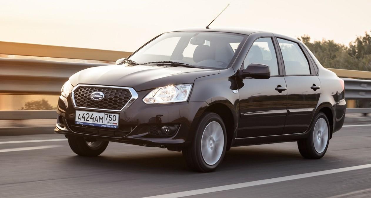 Автомобили Datsun теряют популярность в РФ