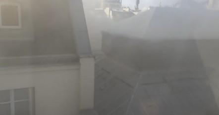 Втеатре «Могадор» вцентре Парижа произошёл пожар