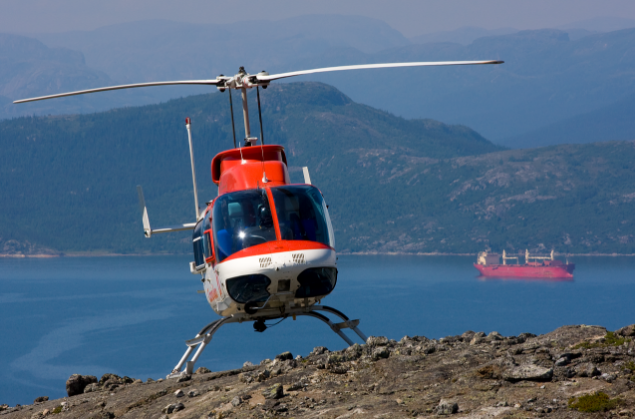 При крушении вылетевшего из«Удачного» частного вертолета погибли предприниматель и работник СФУ
