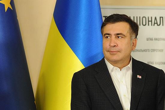 Саакашвили арестуют, как только онступит натерриторию страны— МВД Грузии