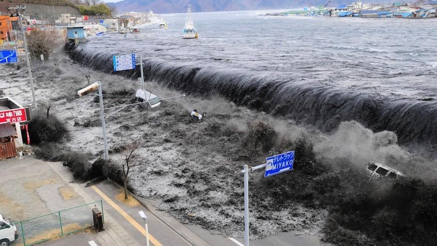 ВЯпонии туристов будут предупреждать остихийных бедствиях по телефону