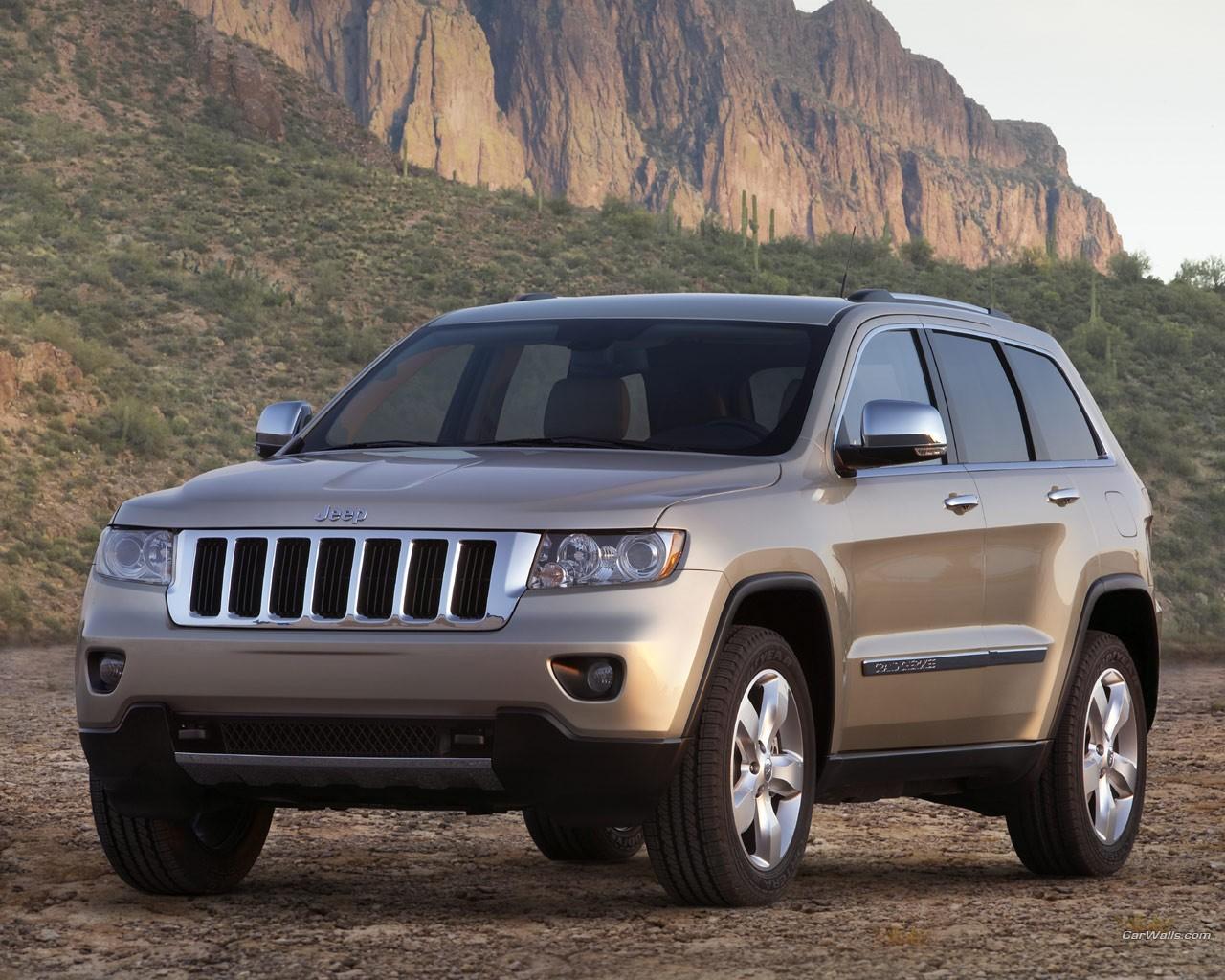 Летом продажи Jeep в Российской Федерации уменьшились на30%