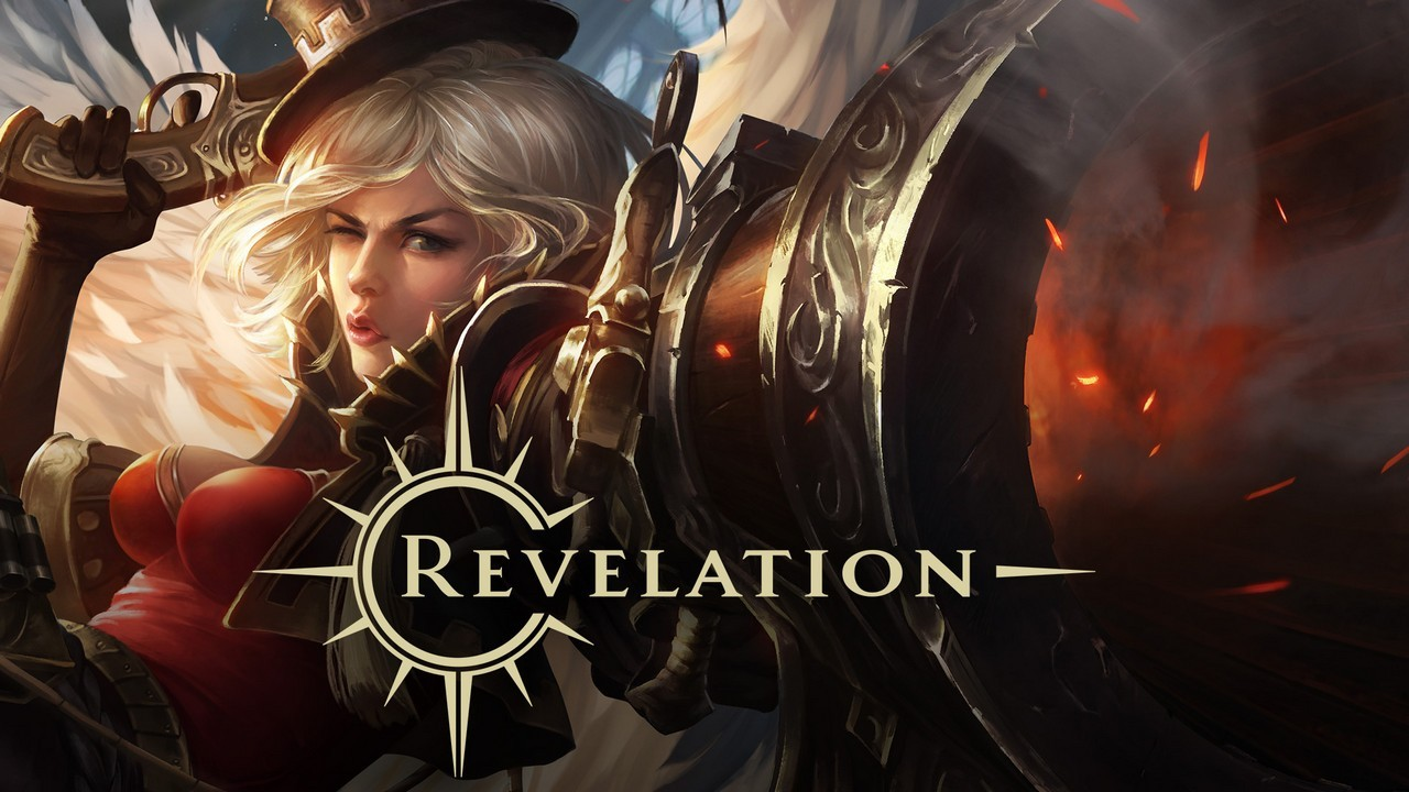 1-ый этап закрытого исследования игры Revelation стартует всередине осени