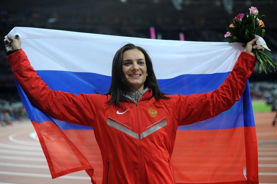 Елена Исинбаева переквалифицировалась вчлена жюри «Ледникового периода»