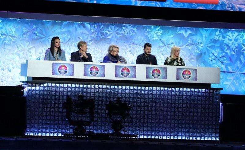Исинбаева вошла вжюри «Ледникового периода»