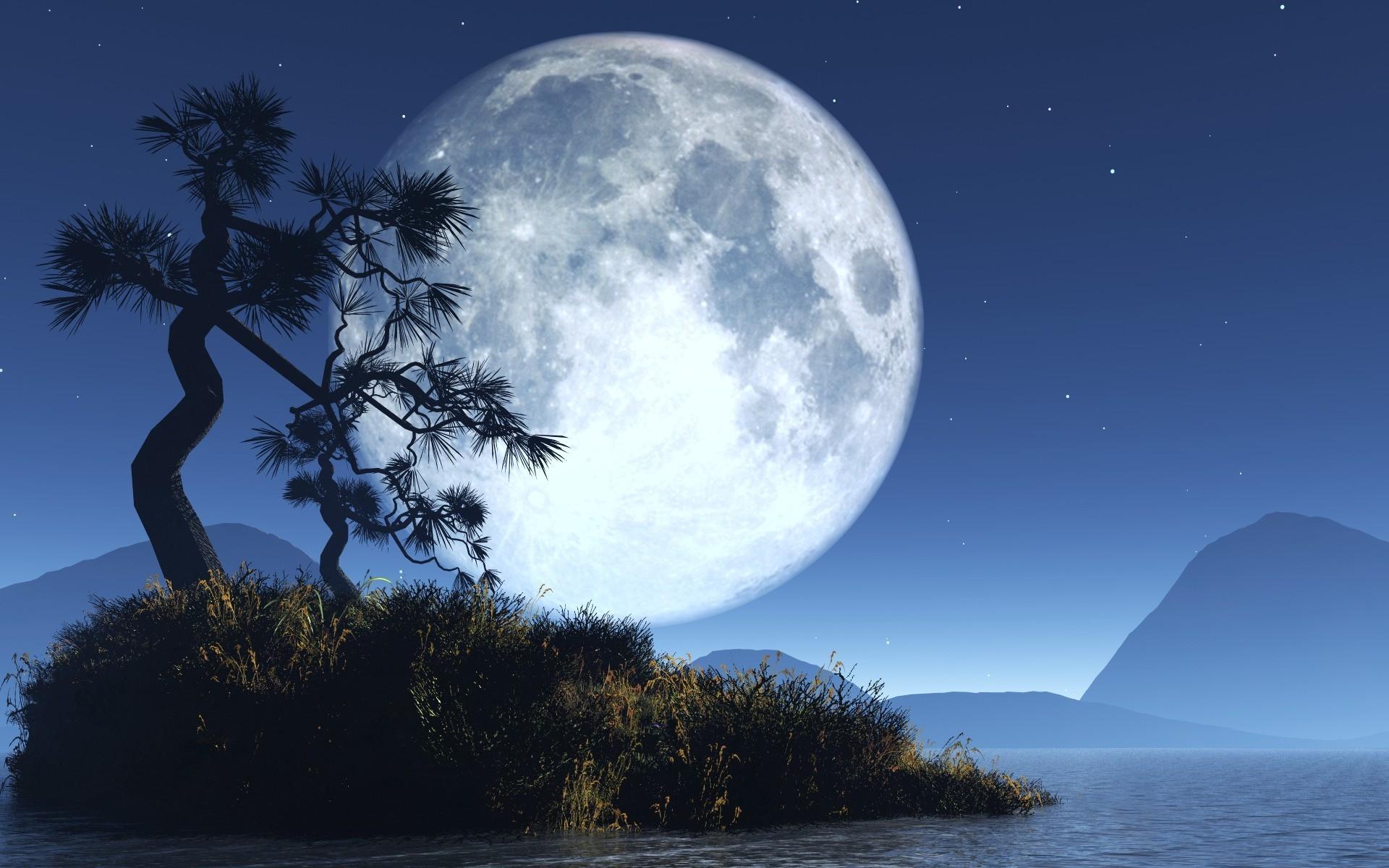 Ученые поведали отом, как сформировалась Луна