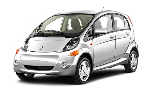 Электромобиль Mitsubishi i-MiEV официально ушел с рынка России