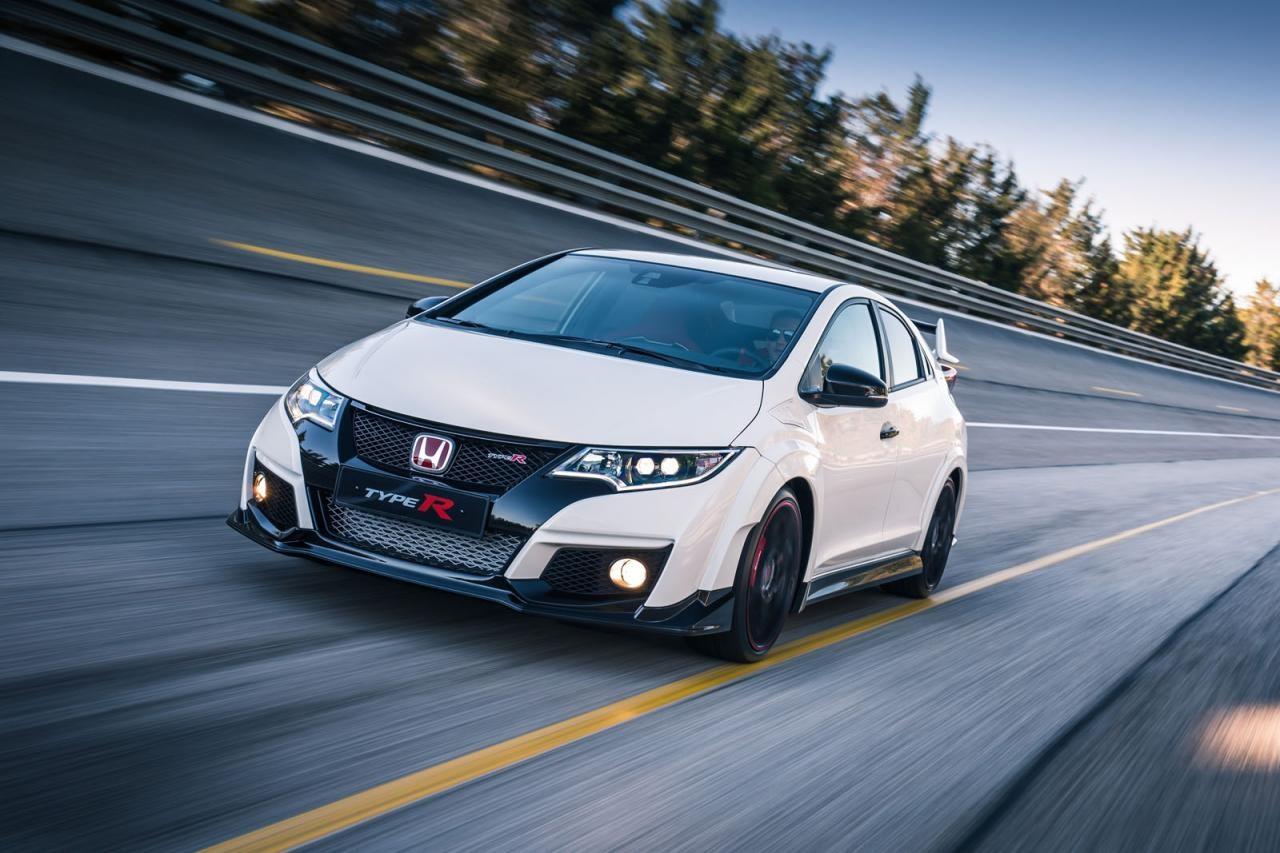 Смотрите инеспрашивайте: Хонда показала новый Civic Type R