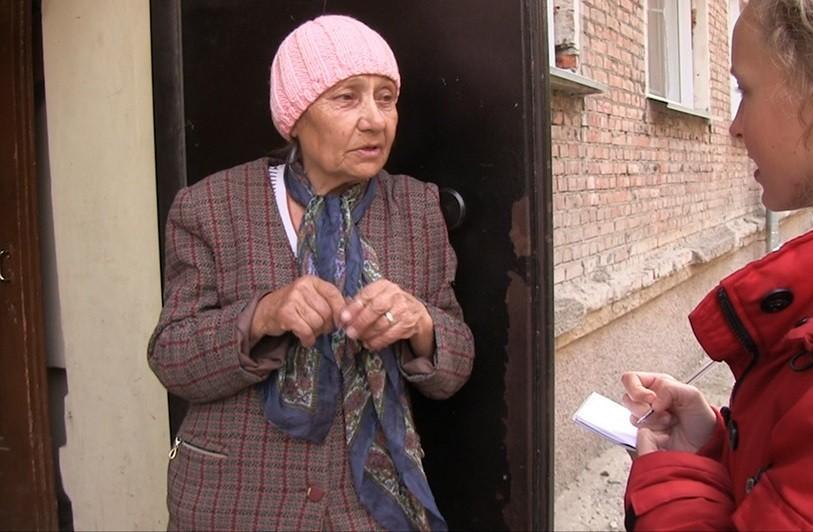 73-летняя женщина задержала 2-х преступников вНовосибирске