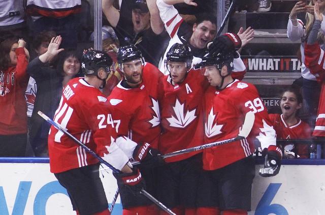 Сборная Канады 2-ой раз подряд стала победителем Кубка мира похоккею