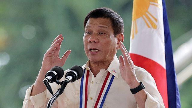 Президент Филиппин сравнил себя сГитлером