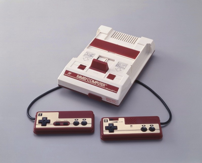 Nintendo возрождает классическую приставку Famicom