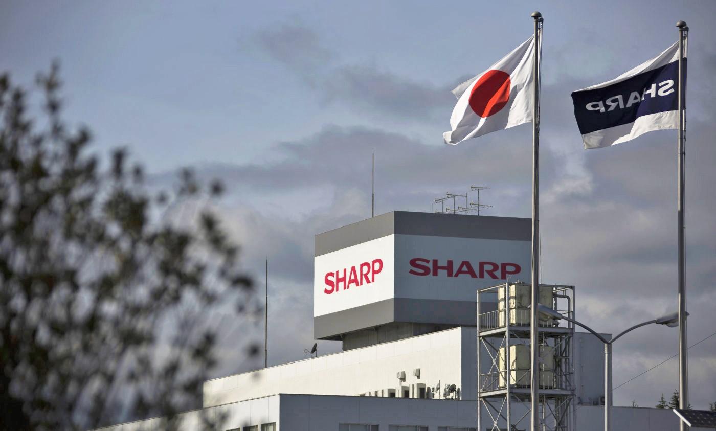 Sharp вложит вOLED полмиллиарда долларов