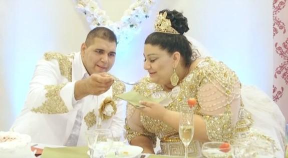 Цыганский свадебный видеоролик сдождём изевро изолота подорвал Интернет