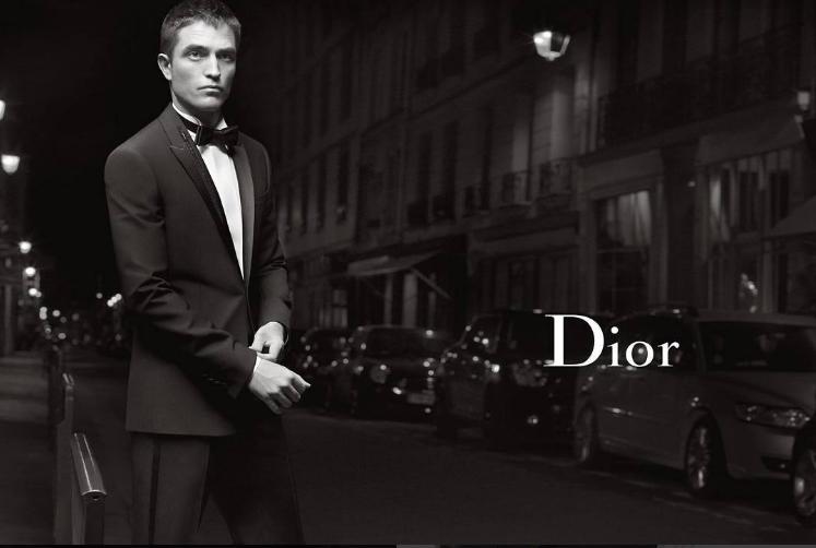 Карл Лагерфельд сфотографировал Роберта Паттинсона для Dior