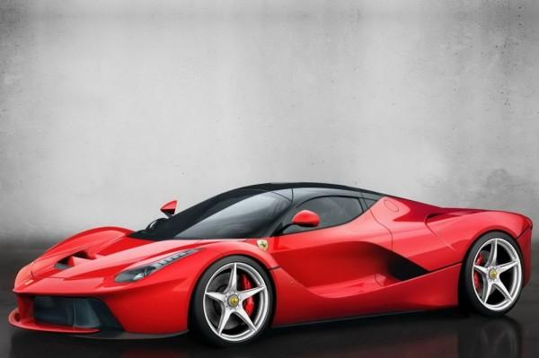 Концерн Ferrari выпустит 500-ую модель LaFerrari для помощи жертвам землетрясения в Италии