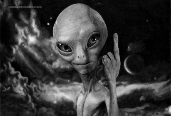 Ученый: Инопланетяне строят против Земли заговор