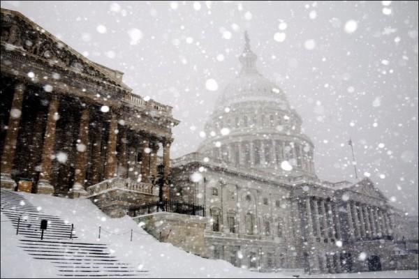 Ученые установили, что в этом году зима в США будет экстремально суровой