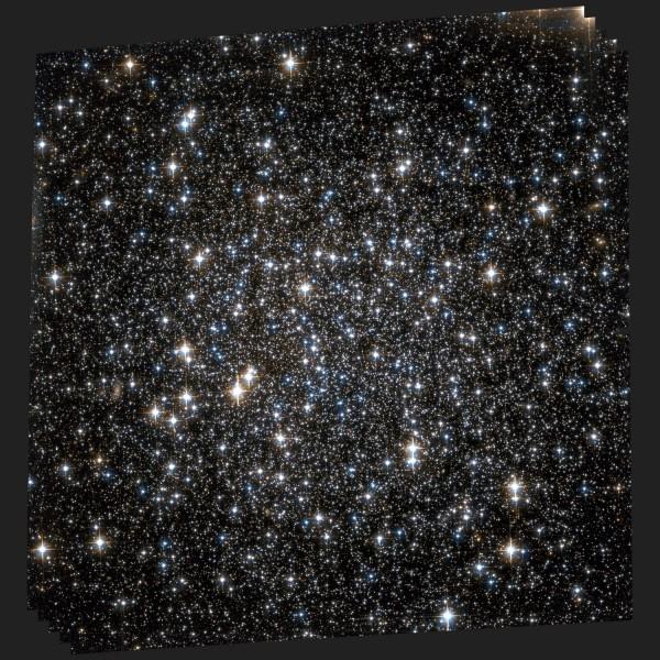 Ученые: Обнаружено скопление звезд, где зафиксировано большое количество черных дыр
