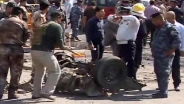 В Багдаде произошел двойной теракт