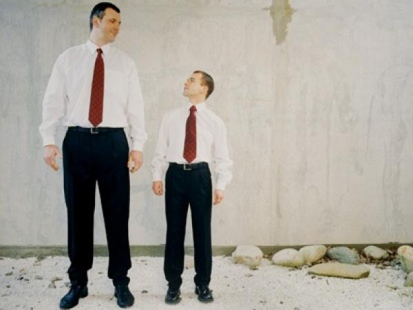 Люди высокого роста лучше определяют расстояния – учёные