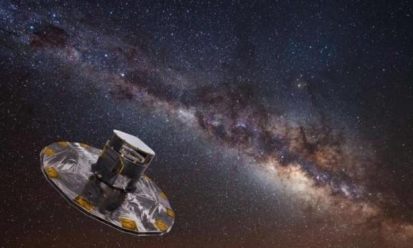 Ученые опубликовали первый каталог из более чем миллиарда звезд