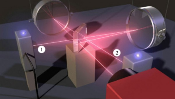 Ученые разработали новый вид зеркала из тысячи атомов