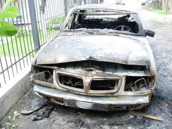 В Перми мужчина получил серьезные ожоги, когда ремонтировал «Волгу»