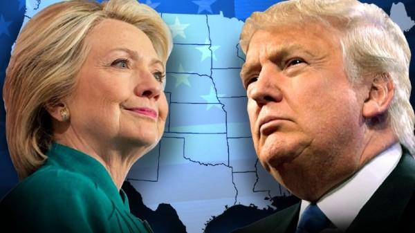 Телезрители CNN присудили победу Клинтон в дебатах с Трампом