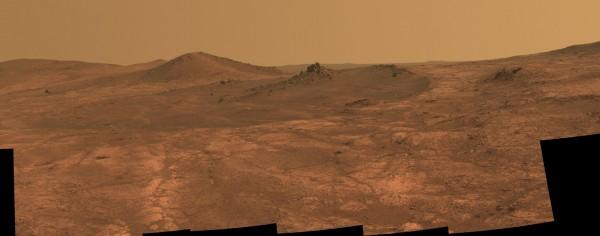 На расположенном на Марсе плато Тавмасия может быть жизнь – учёные