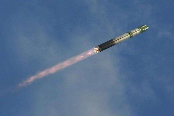 В Белом море в полете произошла самоликвидация ракеты «Булава»
