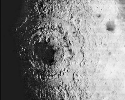 Ученые: Море Дождей на Луне сформировалось в результате гигантской катастрофы
