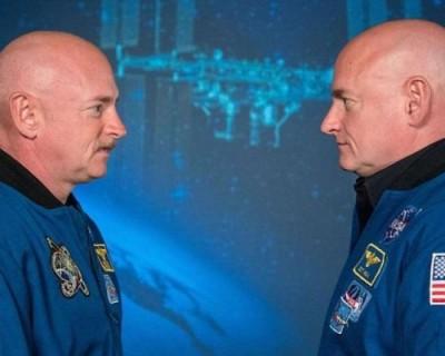 Последствия длительного нахождения в космосе NASA проверяет на близнецах