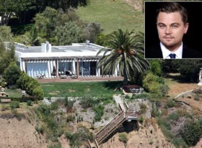 Леонардо Ди Каприо продает уже второй дом в Калифорнии