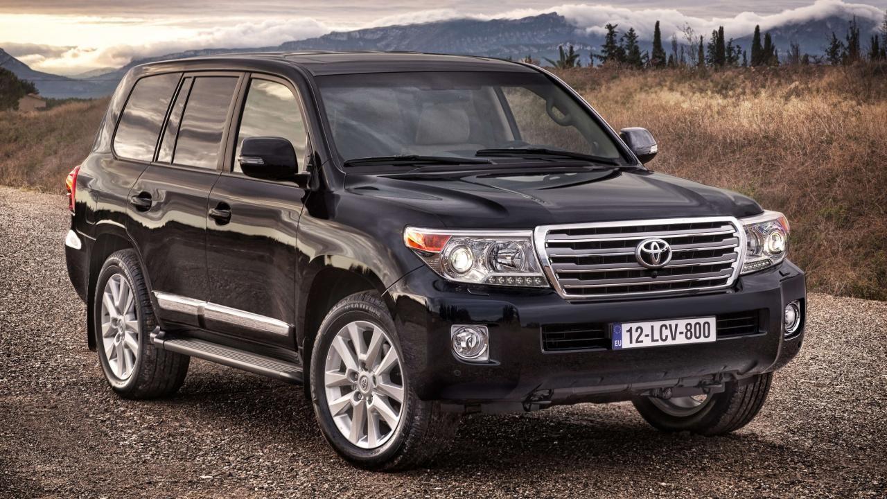 Неизвестный угнал автомобиль Тойота за4,3 млн руб наюго-западе столицы