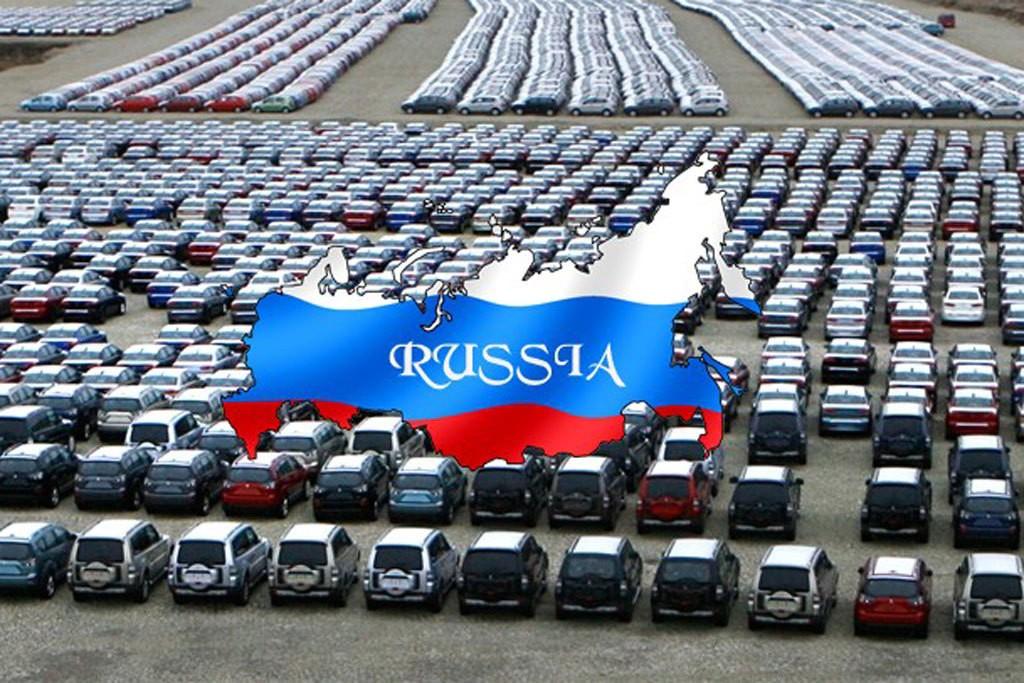Автомобильный рынок России стал четырнадцатым в мире