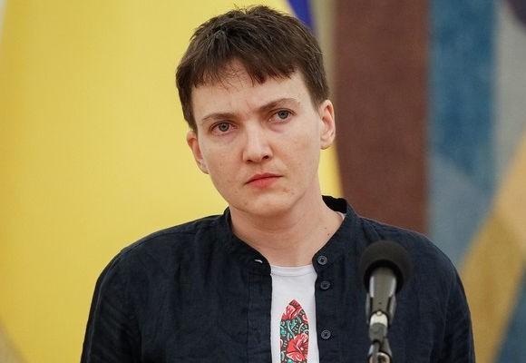 Уполномоченный украинского бюро WikiLeaks поведал осекс-оргиях Савченко