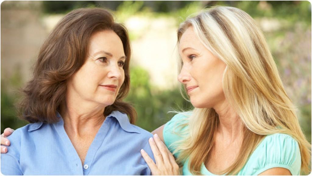 Ученые Женщины и их матери стареют одинаково