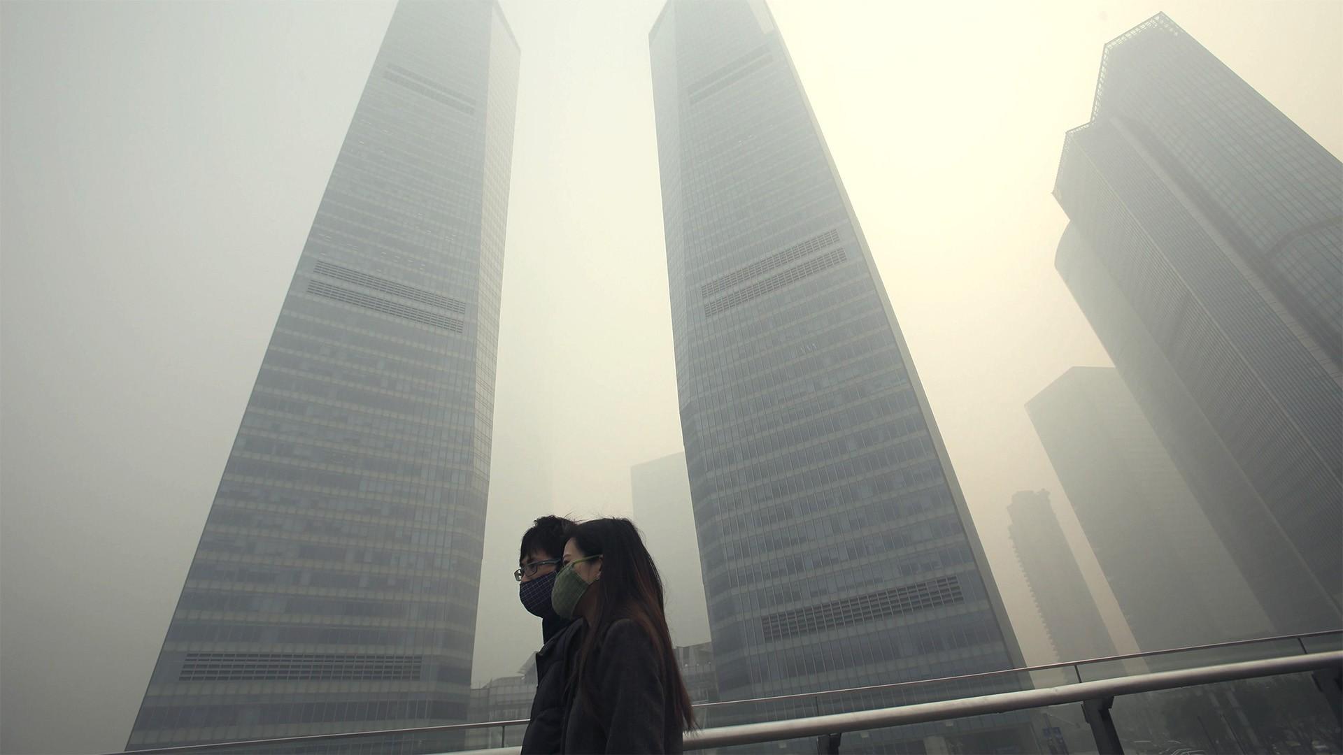 Грязный воздух приводит нетолько лишь кзаболеваниям легких— Ученые