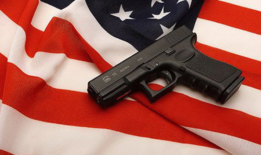 ВСША 3-х летний ребенок случайно застрелил годовалого брата